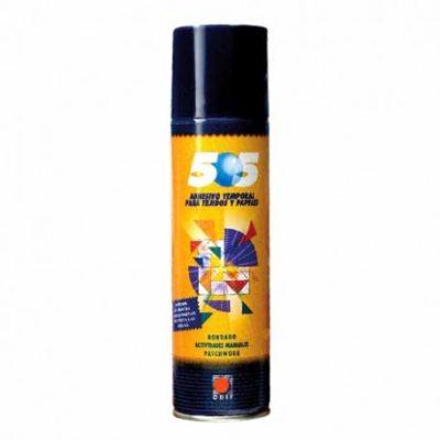C0205 Spray 505 adhesivo temporal aplicacion y bordado (500 ml)